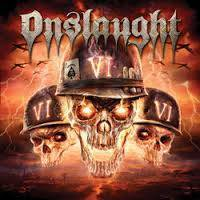 CD - Onslaught - VI