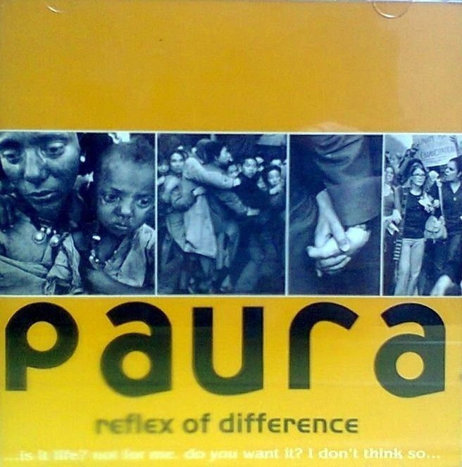 CD - Paura - Reflex Of Difference
