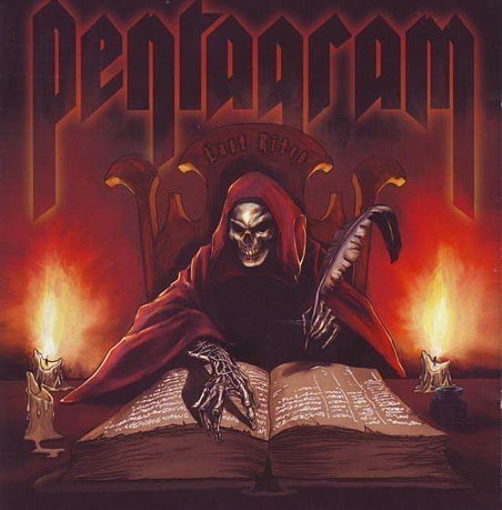CD - Pentagram - Last Rites