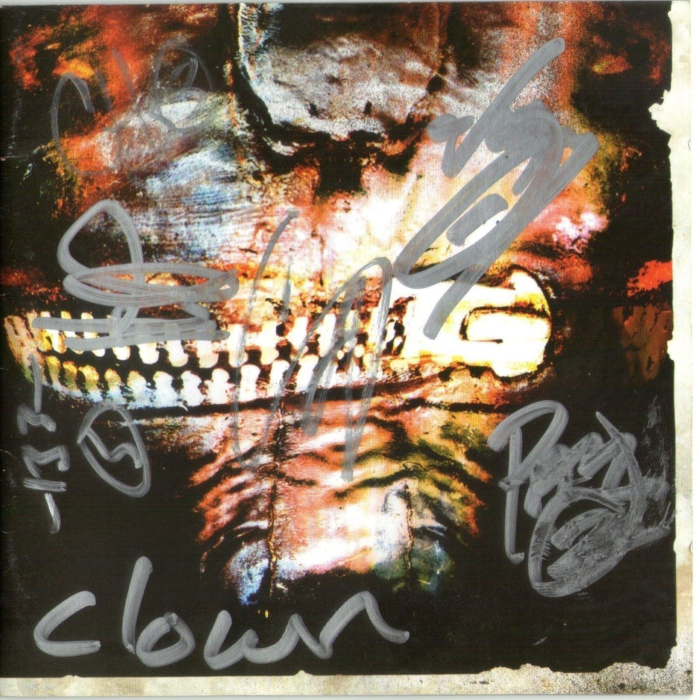 CD - Slipknot The Subliminal Verses - Autografado