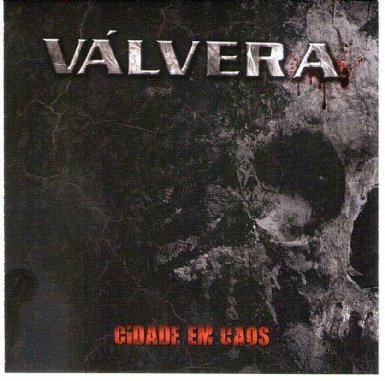 CD - Válvera - Cidade em Caos