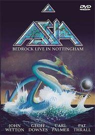 DVD Asia – Bedrock Live In Nottingham