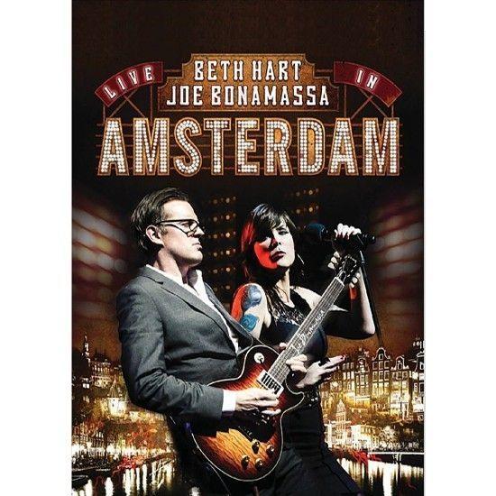 DVD – Joe Bonamassa & Beth Hart – Live in Amsterdam