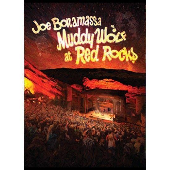 DVD – Joe Bonamassa – Muddy Wolf at Red Rocks