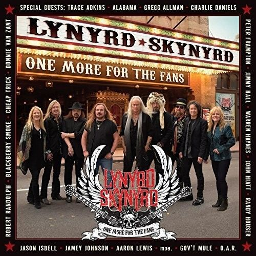 DVD – Lynyrd Skynyrd – One More For The Fans