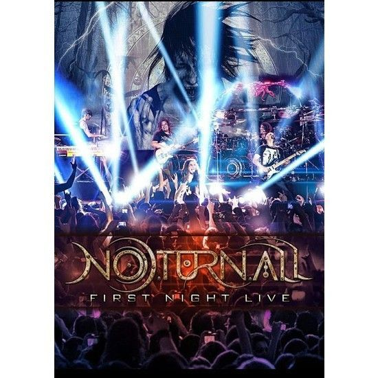 DVD - Noturnall – First Night Live