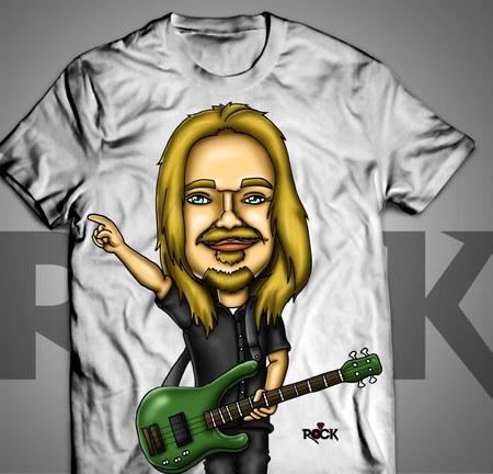 Humberto Gessinger - Engenheiros do Hawaii - Camiseta Exclusiva