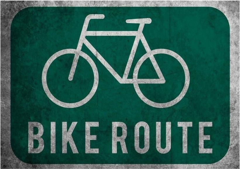 Jogo Americano Bike Route (2 peças) – Rvalentim