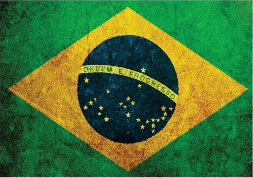 Jogo Americano Brasil (2 peças) – Rvalentim