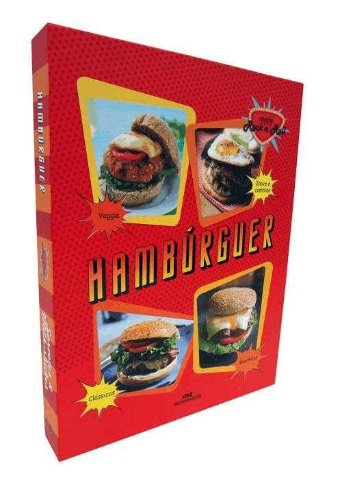 Livro - Coleção Rock'n'Roll – Hambúrguer e Sorvetes & Milk-shakes