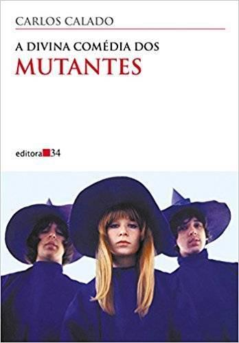 Livro Divina Comedia dos Mutantes – Livraria Digo