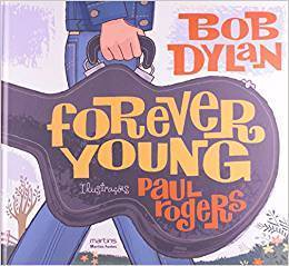 Livro - Forever Young por Bob Dylan
