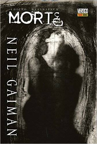 Livro - Morte - Ediçao Definitiva (capa Dura)