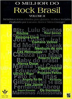 Livro O Melhor do Rock Brasil - VOL. II – Livraria Digo