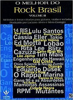 Livro - O Melhor do Rock Brasil - VOL. III