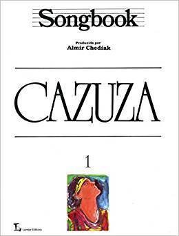 Livro – Songbook Cazuza - VOL. 1
