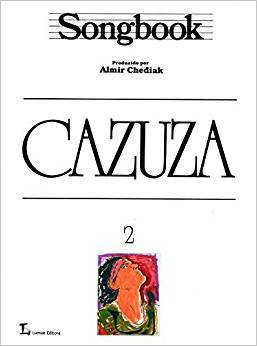 Livro – Songbook Cazuz - VOL. 2