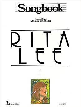 Livro – Songbook Rita Lee - VOL. 1