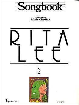 Livro - Songbook Rita Lee - VOL. 2
