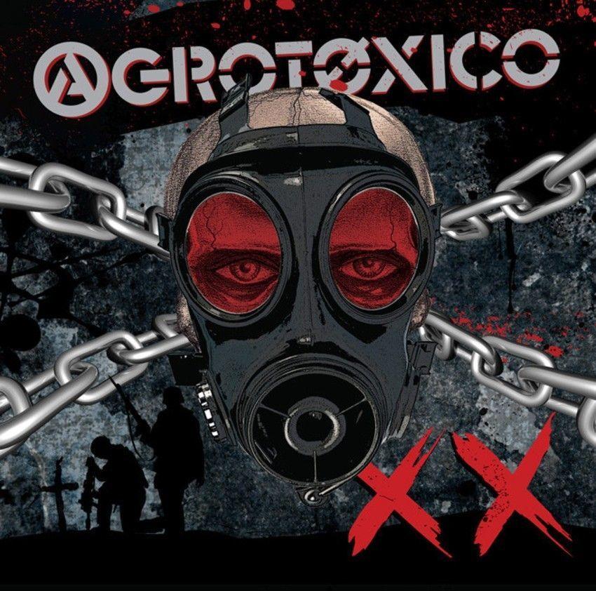 LP – Agrotóxico – XX ( LP Importado Europeu )