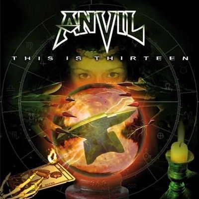LP – Anvil – This Is Thirteen ( LP Duplo Importado Europeu )