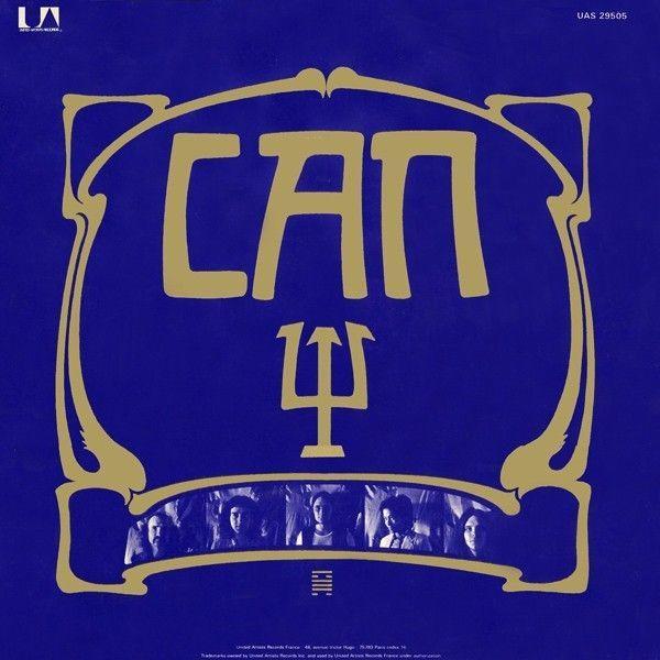 LP – Can – Future Days ( LP Importado Europeu )