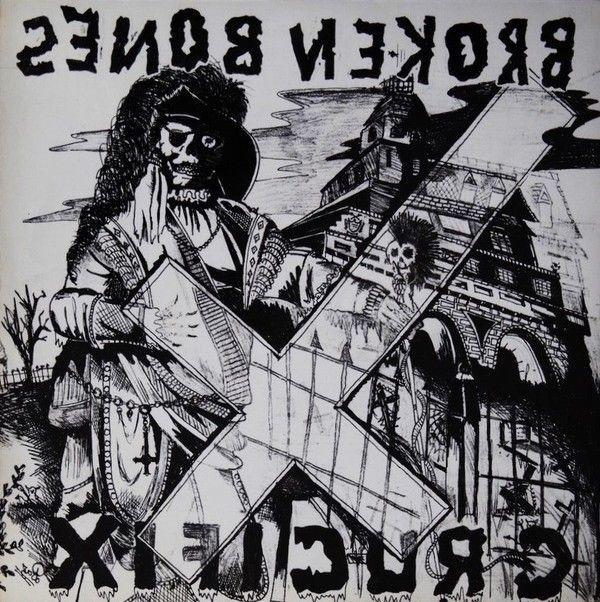 LP Compacto Broken Bones – Crucifix