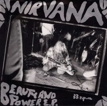 LP Compacto Nirvana Beauty And Power 33 R.P.M