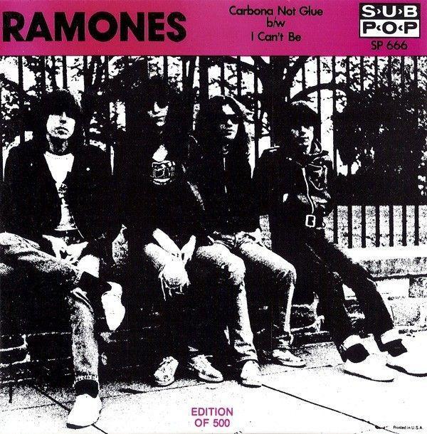 LP Compacto Ramones