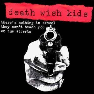 LP – Death Wish Kids – There's Nothing In School… ( Compacto 7″ Importado )