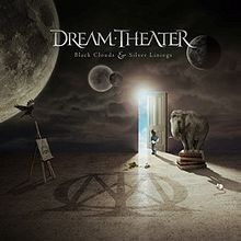 LP – Dream Theater – Black Clouds & Silver Linings ( LP Duplo )