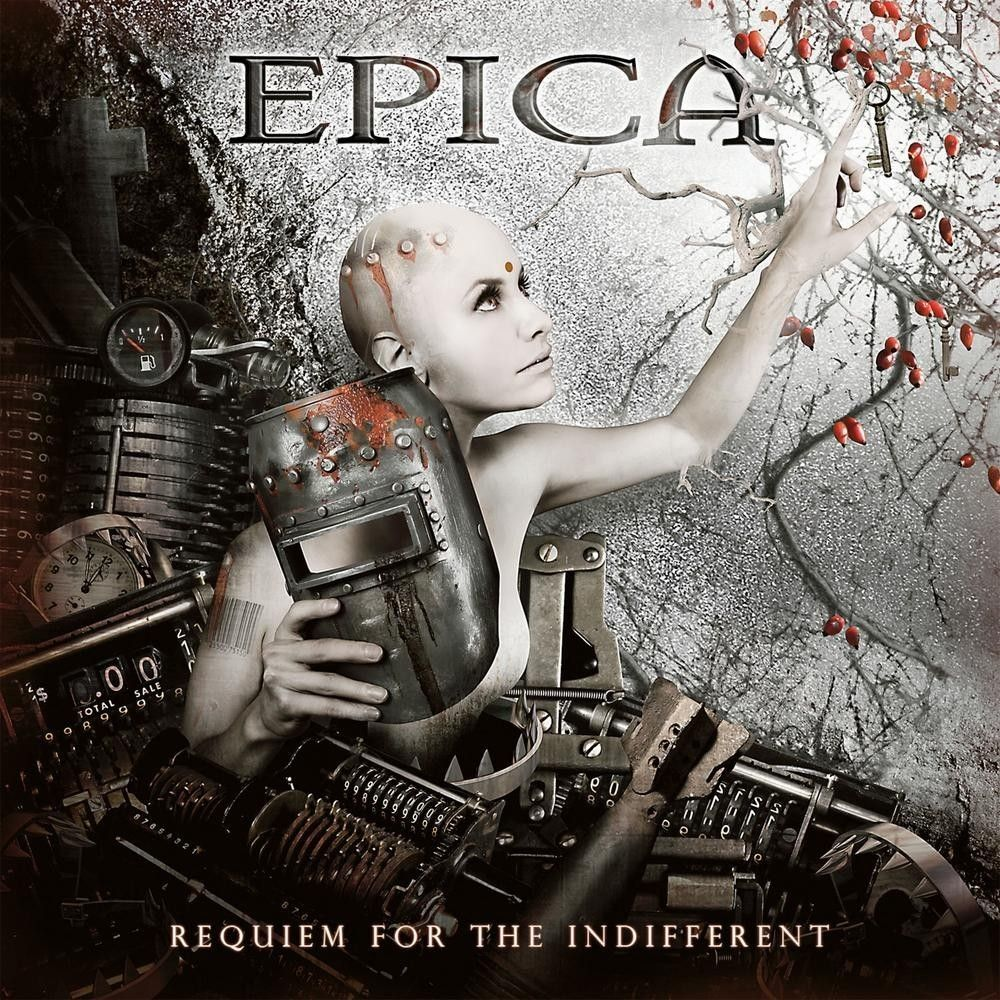 LP – Epica – Requiem for the Indifferent – DUPLO