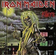 LP – Iron Maiden – Killers ( LP Importado )