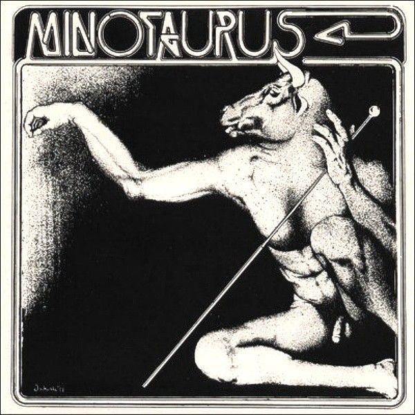 LP – Minotaurus – Fly Away ( LP Importado Europeu )