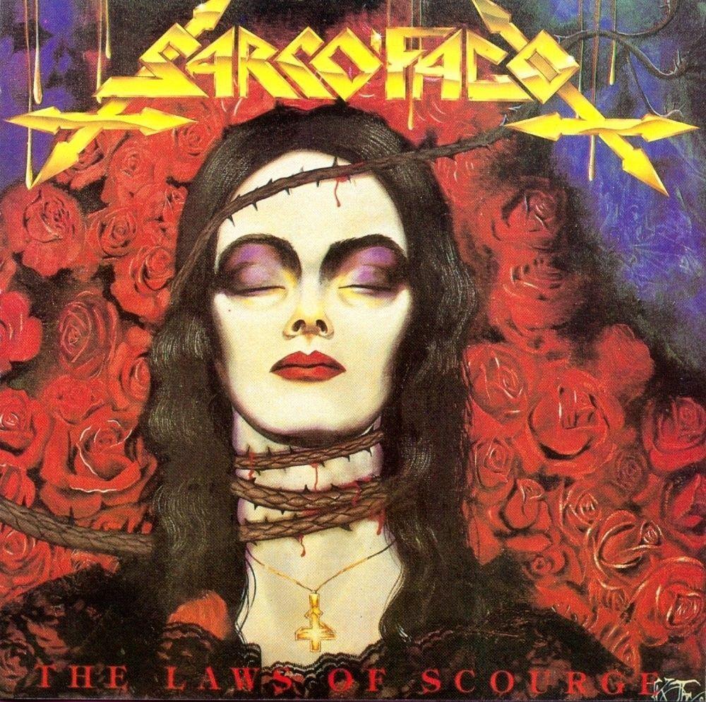 LP – Sarcófago – The Laws of Scourge ( Vinil Remasterizado Importado