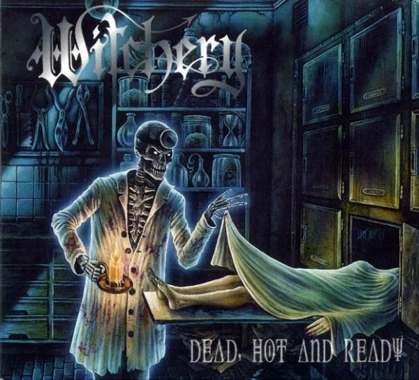 LP – Witchery – Dead, Hot and Ready ( LP Importado Europeu )