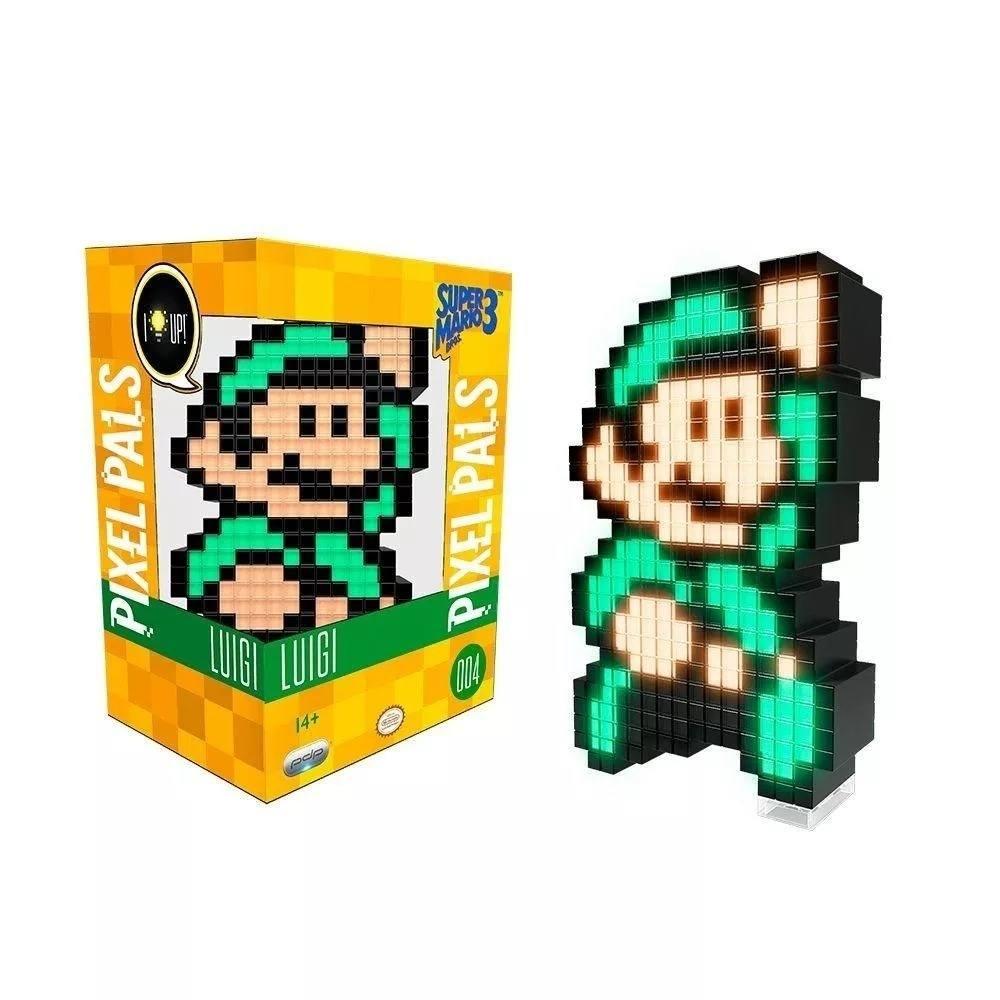 Luminária - Luigi - SuperMario 3