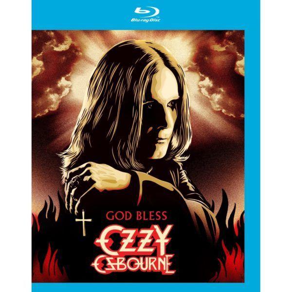 Blu-Ray Ozzy Osbourne – God Bless Ozzy Osbourne