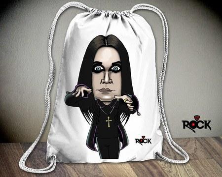 Mochila Saco Ozzy Osbourne – Mitos do Rock