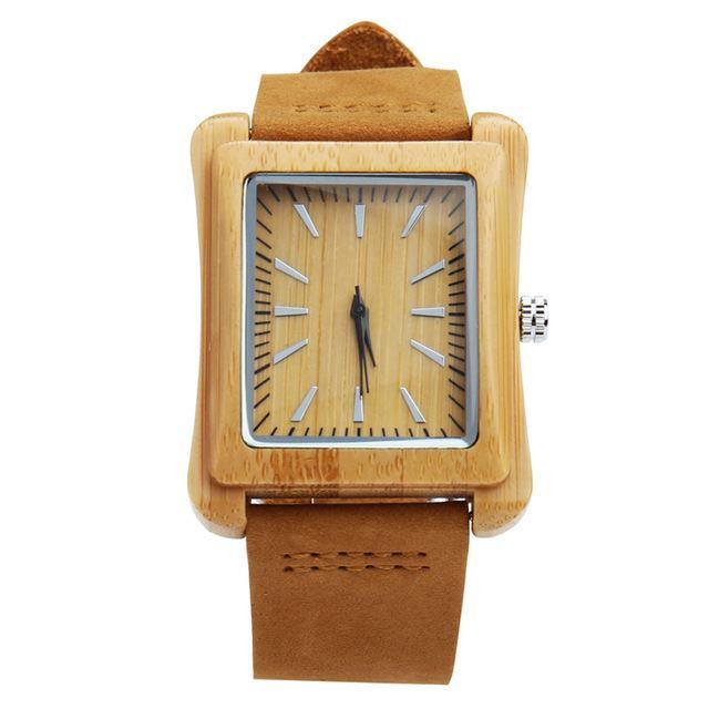 Relógio de Madeira Basic & Classic – SkullAchando