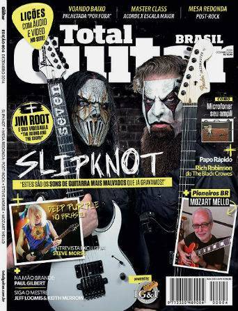 Revista Total Guitar Brasil #04 - Videoaula com JIM ROOT