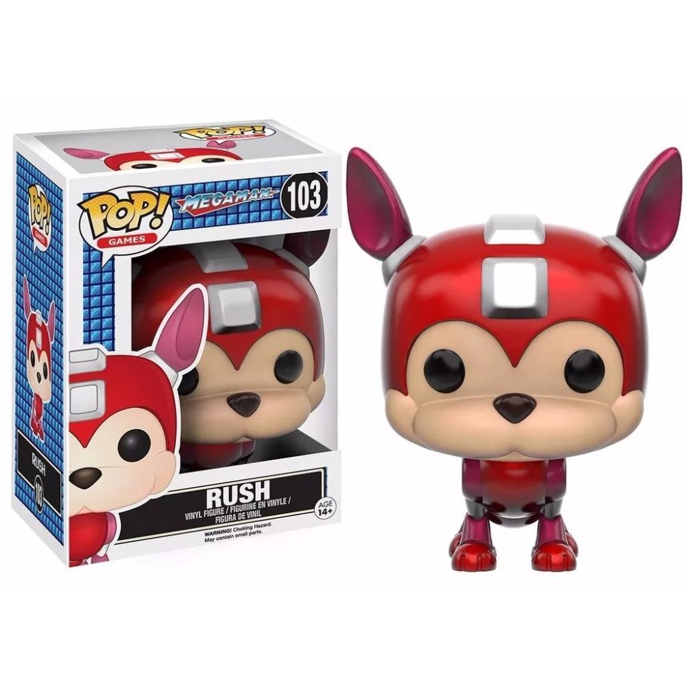 Rush (de Megaman) - Funko Pop! #103