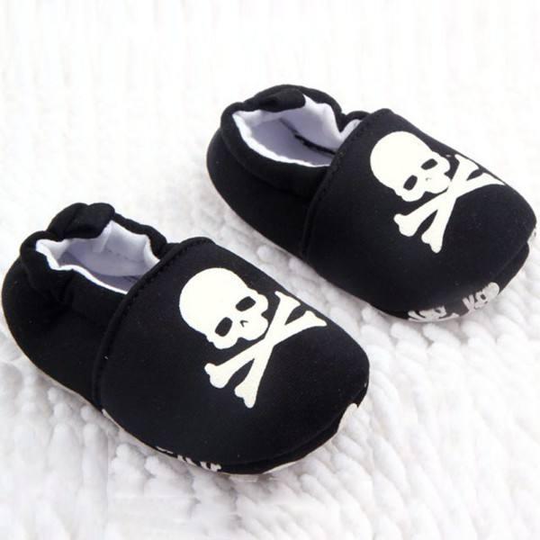 Sapatinho Baby Skull