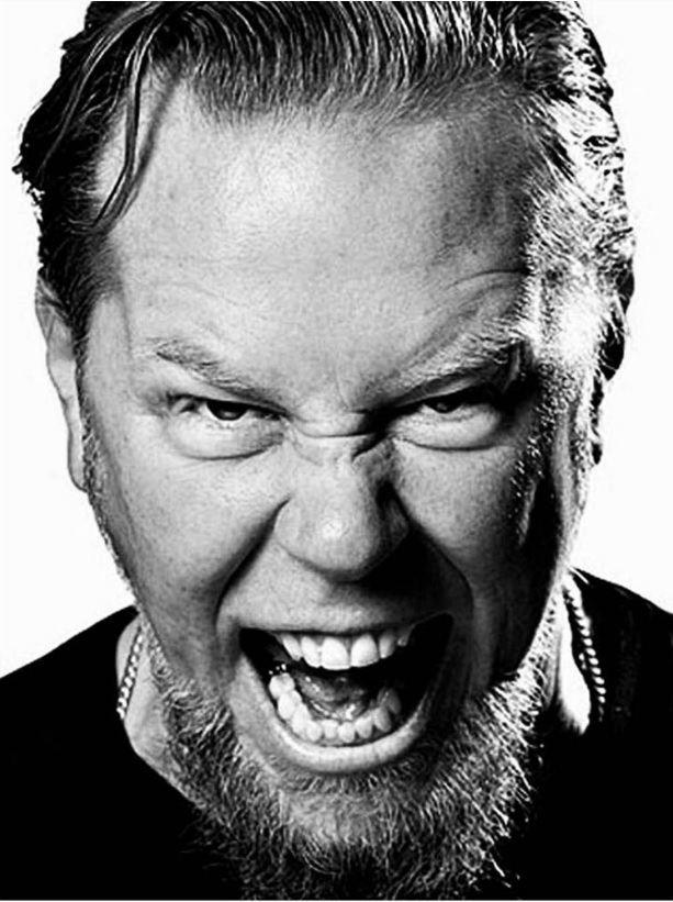 Tela Rocker Hetfield