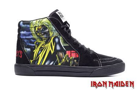 Tênis Feminino Iron Maiden Killers  - BandShoes