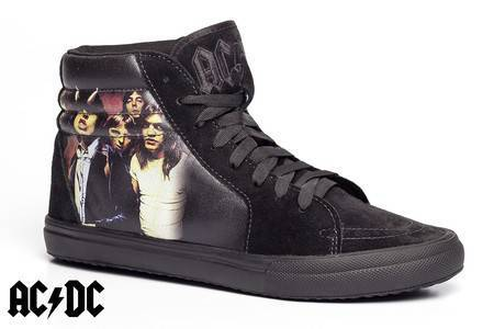 Tênis Masculino AC/DC Highway To Hell