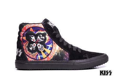 Tênis Masculino Kiss Rock And Roll Over – BandShoes