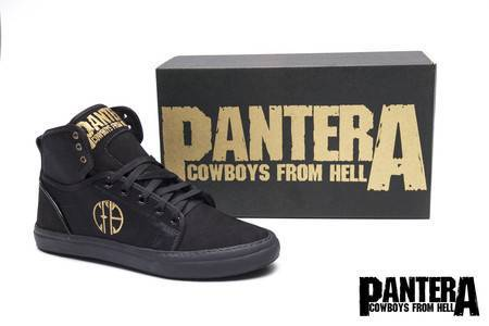 Tênis Masculino Pantera Cowboys From Hell