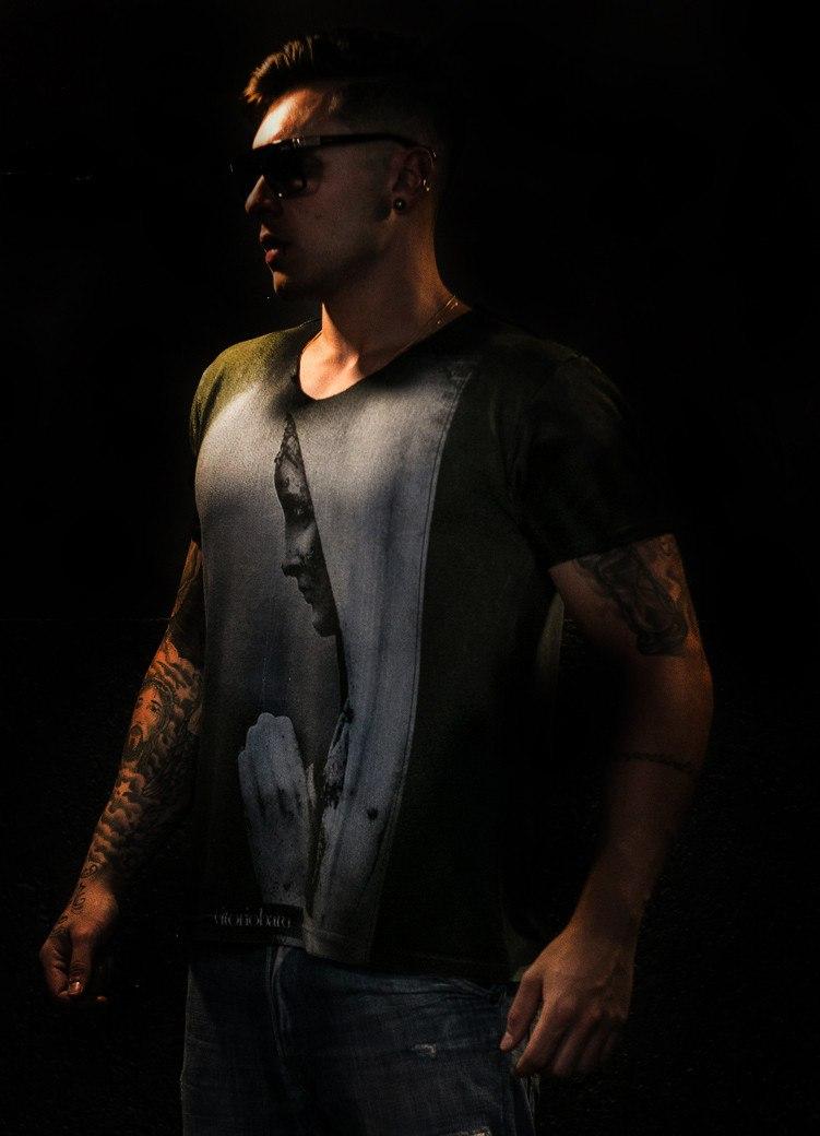 Tshirt Santidade Black