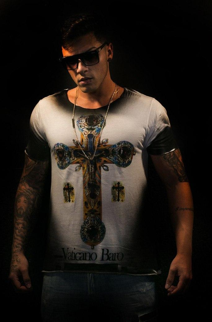 Tshirt Vaticano Baro
